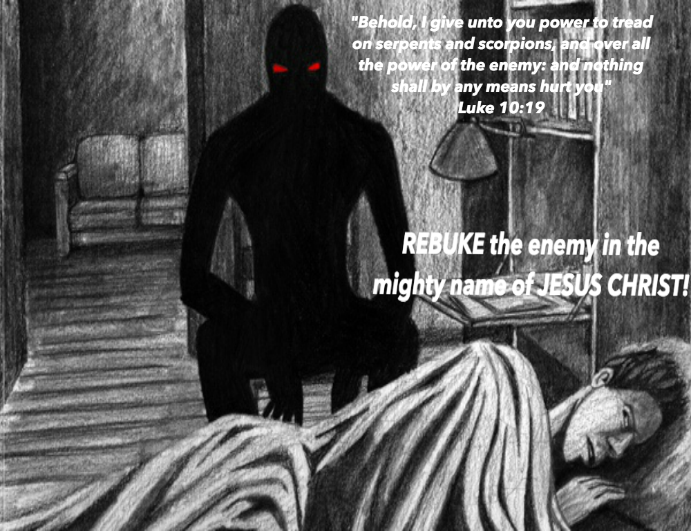 My Experiences With Sleep Paralysis Demonic Attacks And The