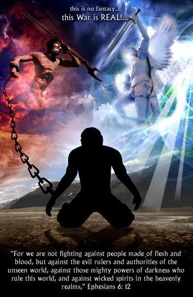 Prayers For Deliverance From Demonic Attacks, Breaking