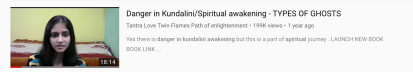Danger_in_Kundalini_Spiritual_awakening_-_TYPES_OF_GHOSTS_-_YouTube