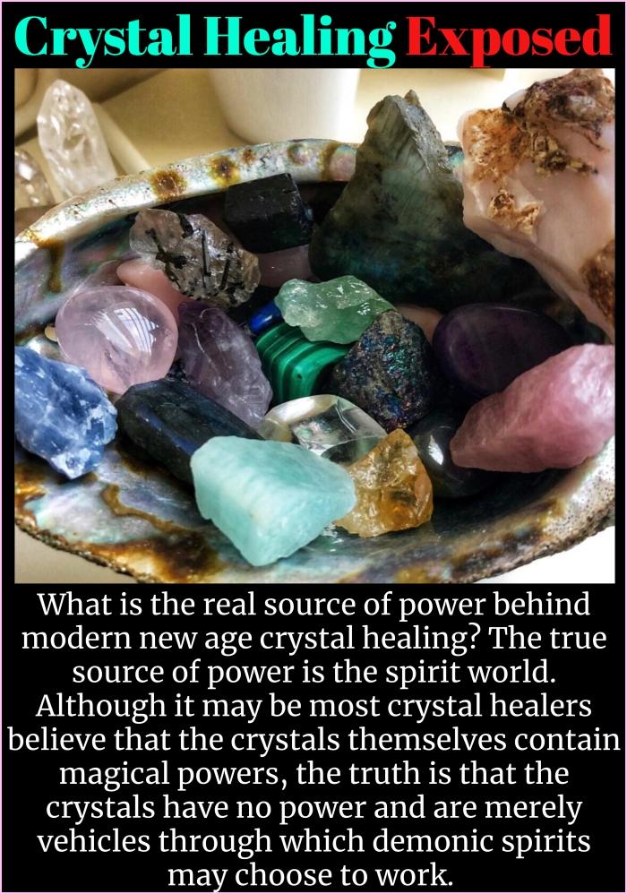 Crystal Healing Exposed